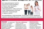 Информация для родителей о важности прививок.