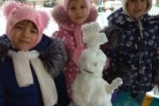 Забавы матушки зимы!
