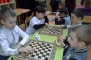 Рождественский турнир по русским шашкам
