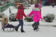 Прогулки на зимние просторы