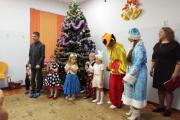 Новый год в реабилитационном центре «Жемчужина»