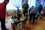 Шашечный турнир «Чудо-шашки» в детском саду
