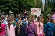 Экологический КВЕСТ «По экологической тропе детского сада»